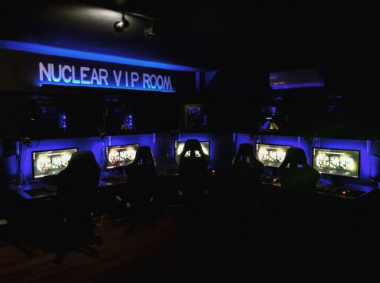 Nuclear Gaming Zone