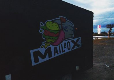 Mailbox Food Truck