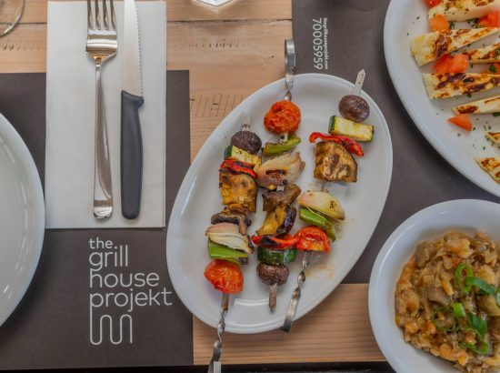 The grill house projekt