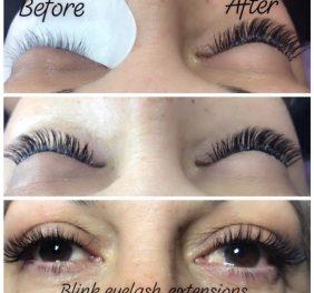 Blink Eyelash Extens...